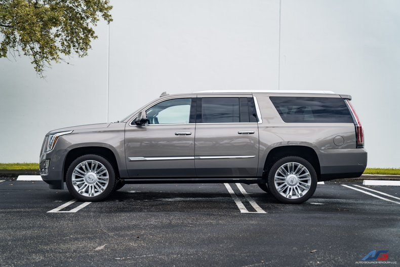 For Sale: 2019 Cadillac Escalade