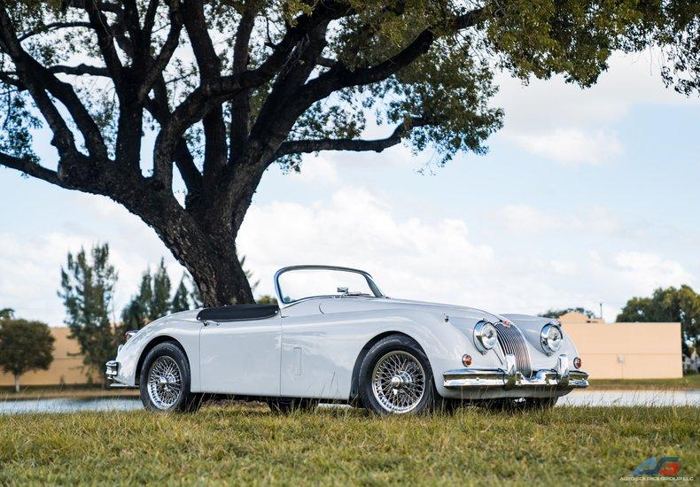 For Sale: 1958 Jaguar XK150