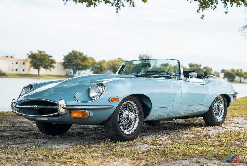 For Sale: 1970 Jaguar E-Type