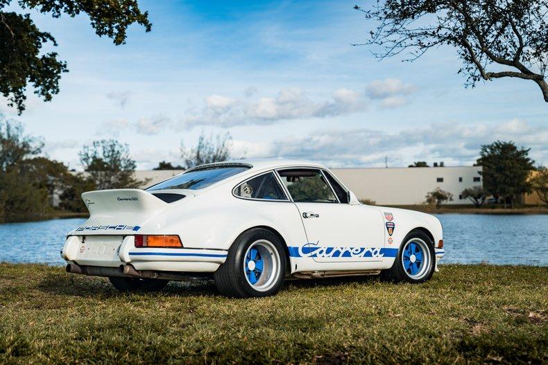 For Sale: 1973 Porsche 911 2.8 RSR