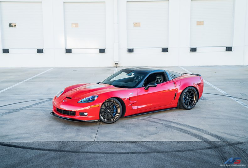 For Sale: 2011 Chevrolet ZR1 Corvette