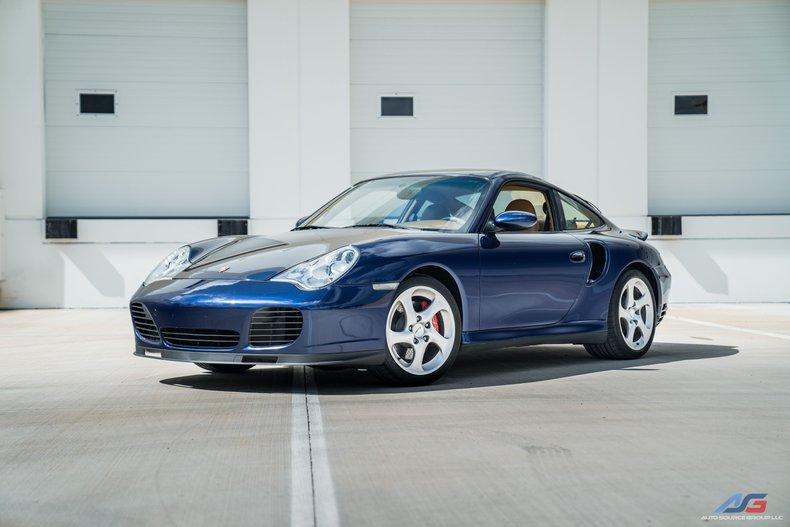 For Sale: 2002 Porsche 911 Turbo