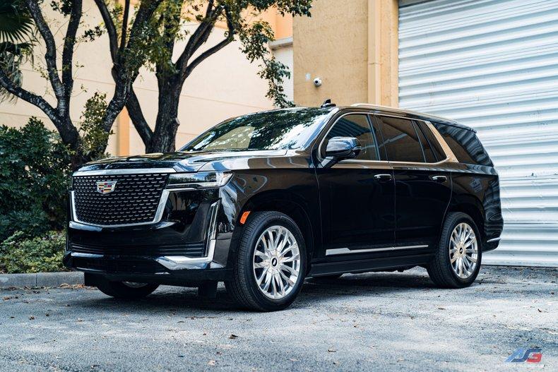 For Sale: 2021 Cadillac Escalade