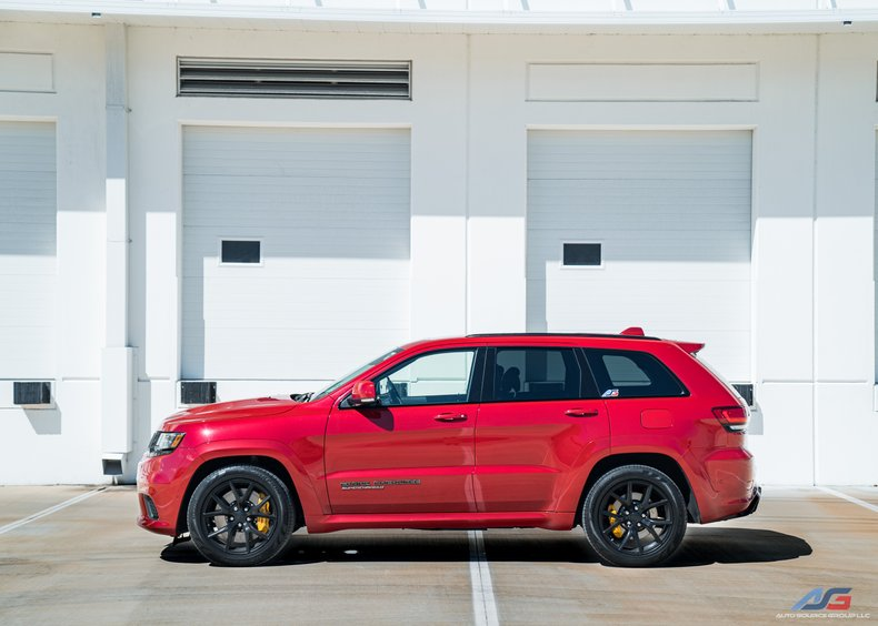 For Sale: 2018 Jeep Grand Cherokee