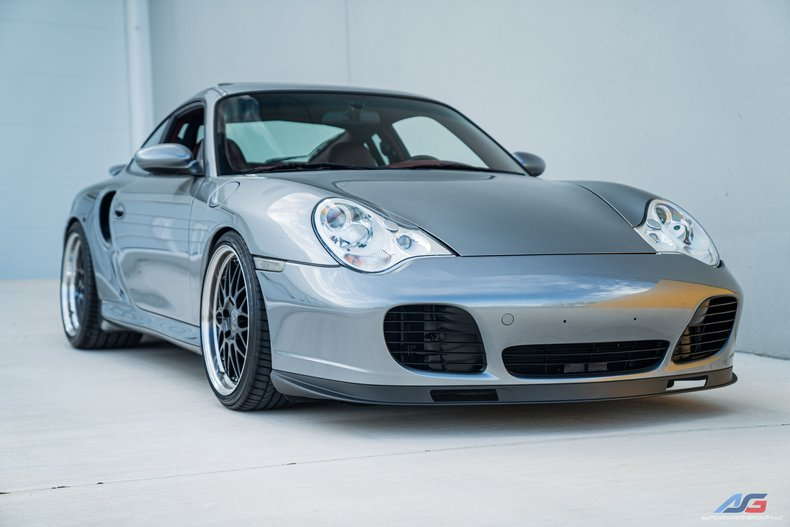 For Sale: 2003 Porsche 911 Turbo