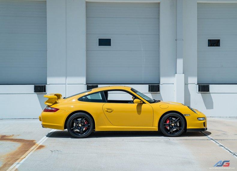 For Sale: 2008 Porsche 911 S