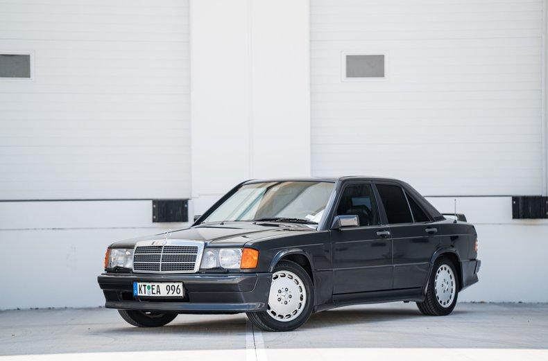 For Sale: 1986 Mercedes-Benz 190E
