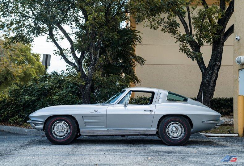 For Sale: 1963 Chevrolet Corvette Stingray