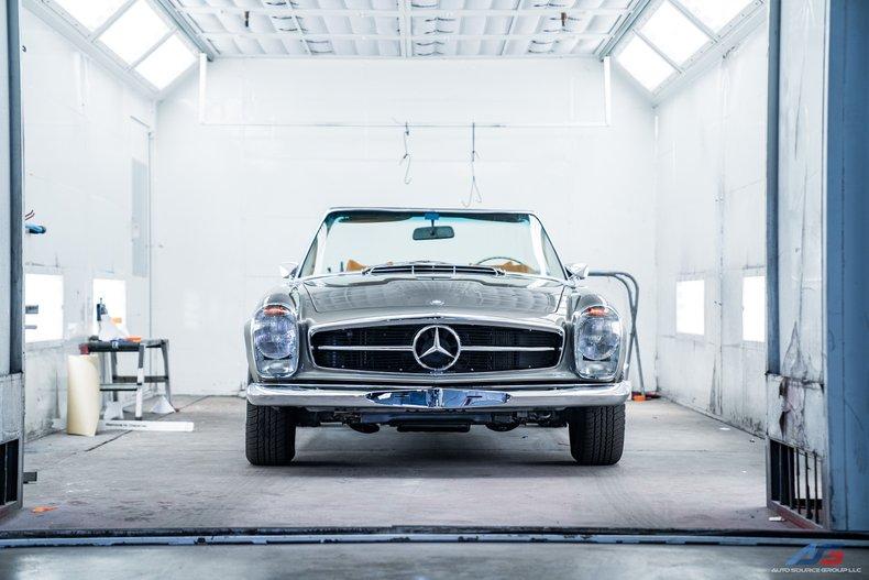 For Sale: 1971 Mercedes-Benz 280SL