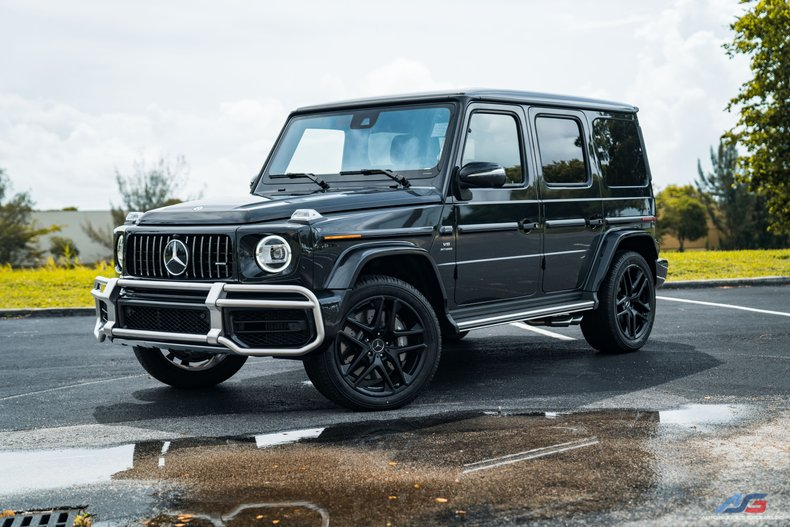 For Sale: 2021 Mercedes-Benz G63