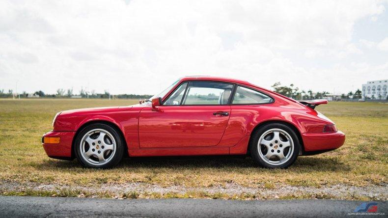 For Sale: 1991 Porsche 911