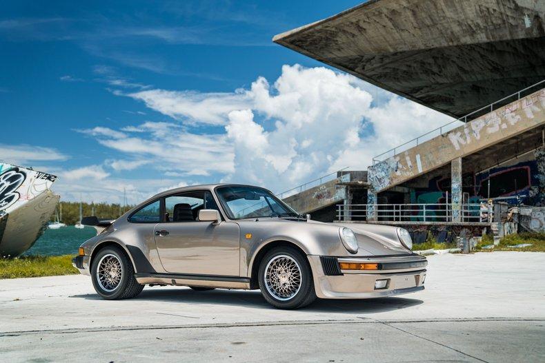 For Sale: 1983 Porsche 911 Turbo