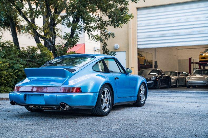 For Sale: 1992 Porsche 911 Turbo
