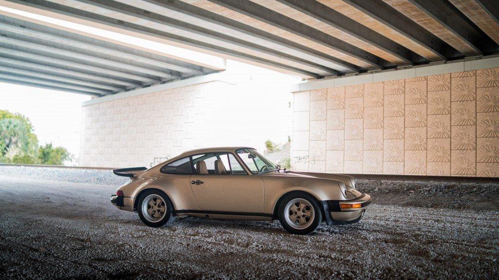 1976 porsche 911 s signature edition