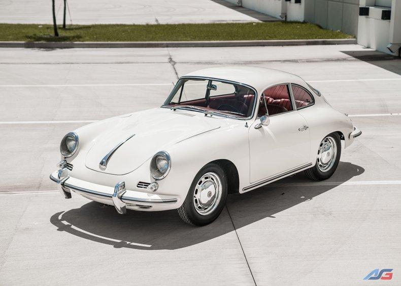 For Sale: 1964 Porsche 356