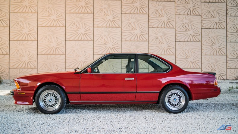 For Sale: 1988 BMW M6
