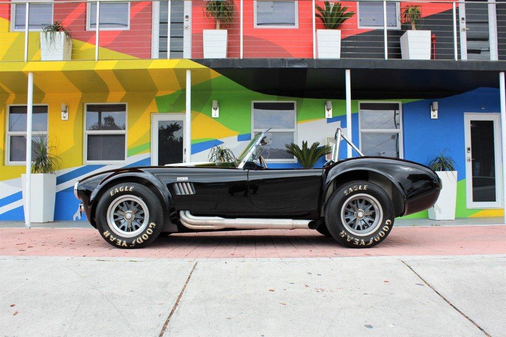 1965 shelby cobra roadster csx4000 csx roadster