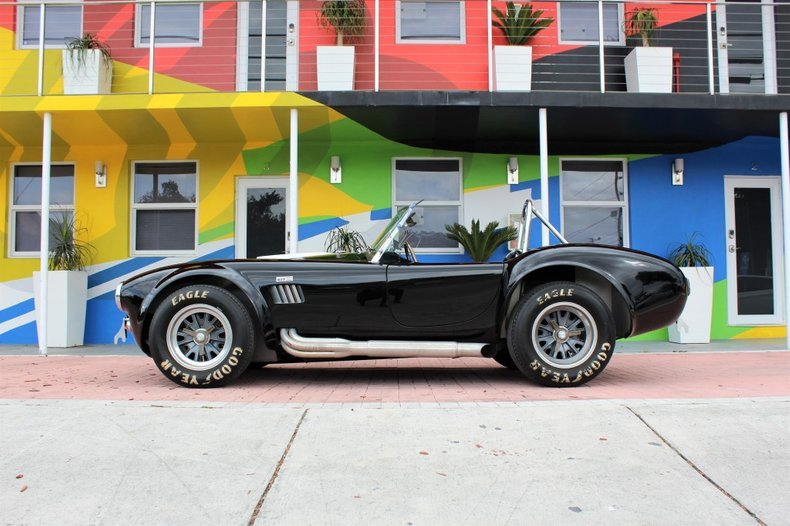For Sale: 1965 Shelby Cobra Roadster CSX4000