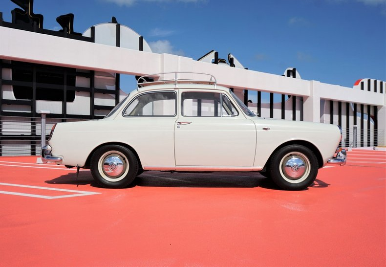 For Sale: 1962 Volkswagen Notchback 1500