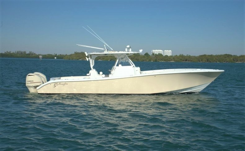 For Sale: 2013 Yellowfin 39