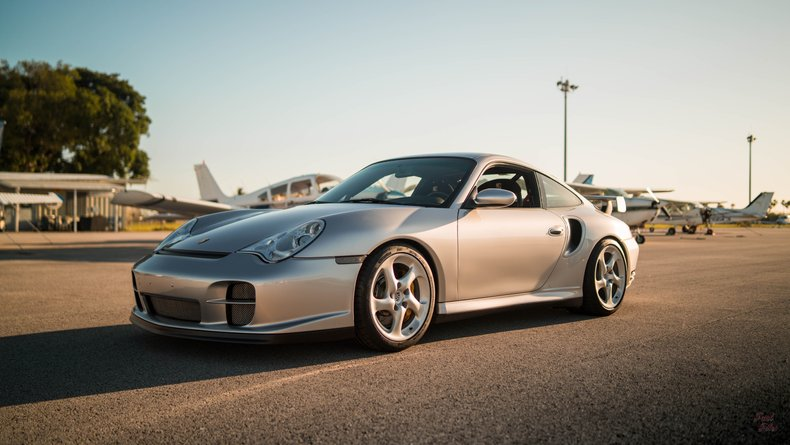 For Sale: 2001 Porsche 911
