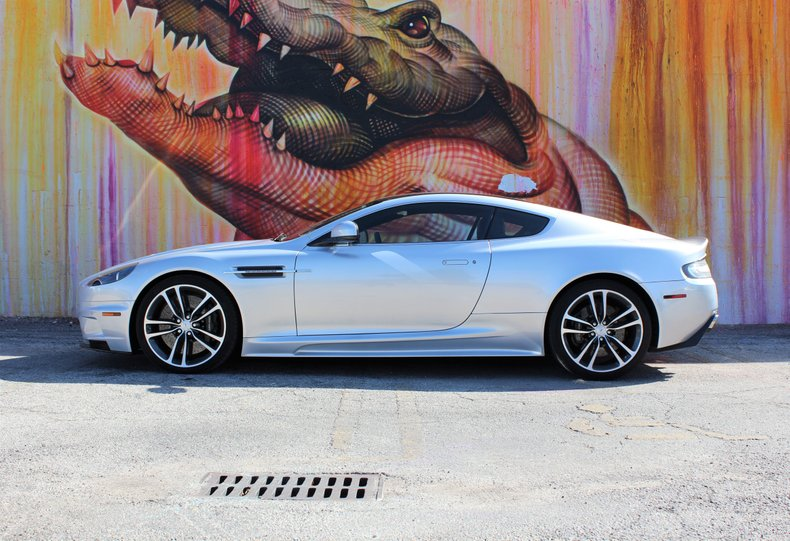 For Sale: 2011 Aston Martin DBS