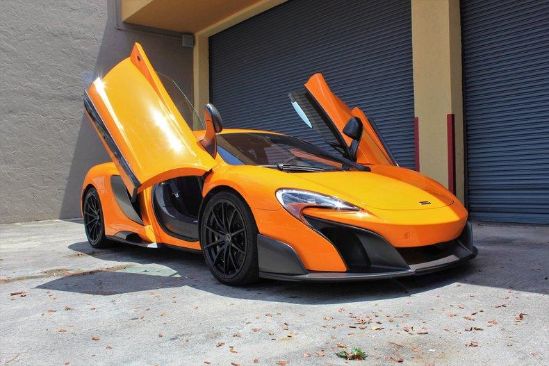 For Sale: 2016 McLaren 675 LT