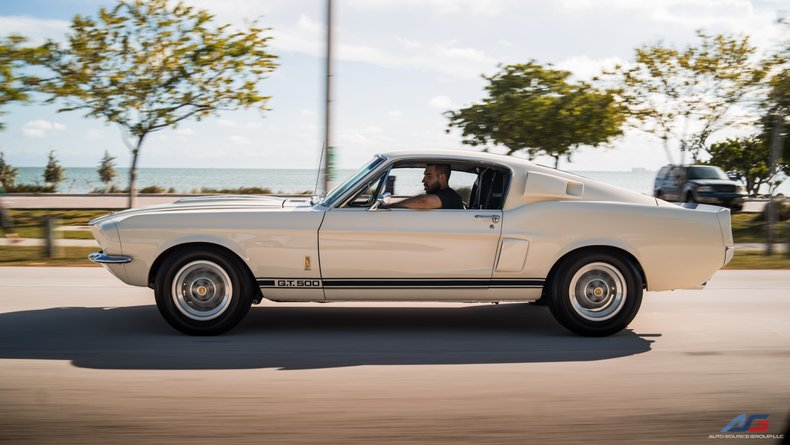 For Sale: 1967 Shelby GT500