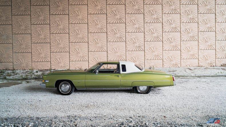 For Sale: 1974 Cadillac Eldorado
