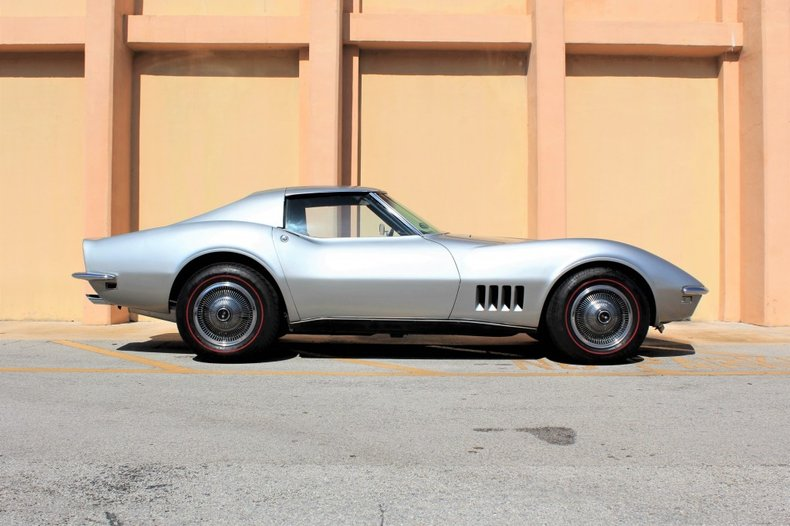 For Sale: 1968 Chevrolet Corvette Stingray