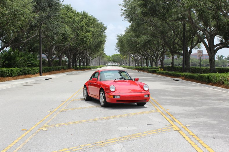 For Sale: 1989 Porsche Carrera