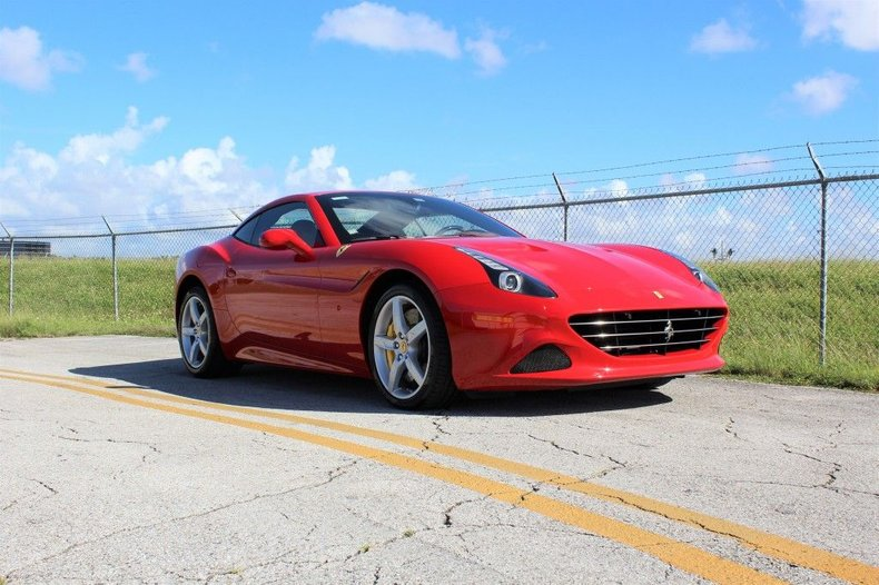 For Sale: 2016 Ferrari California T