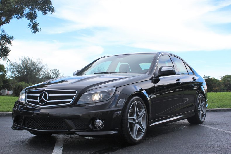 For Sale: 2009 Mercedes-Benz C63