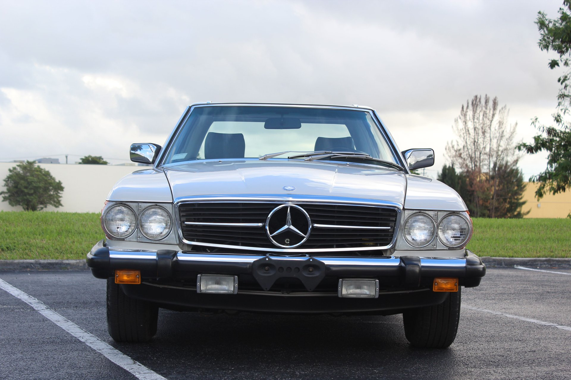 1982 mercedes benz 560 sl
