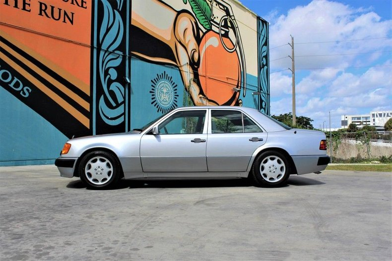 For Sale: 1992 Mercedes-Benz 500E