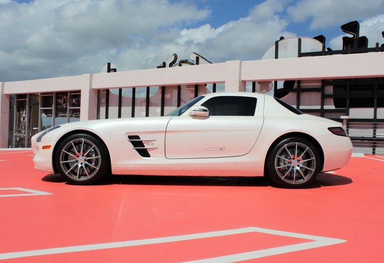 For Sale: 2012 Mercedes-Benz SLS