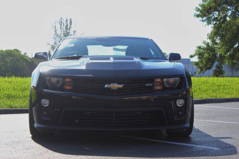 For Sale: 2015 Chevrolet ZL1