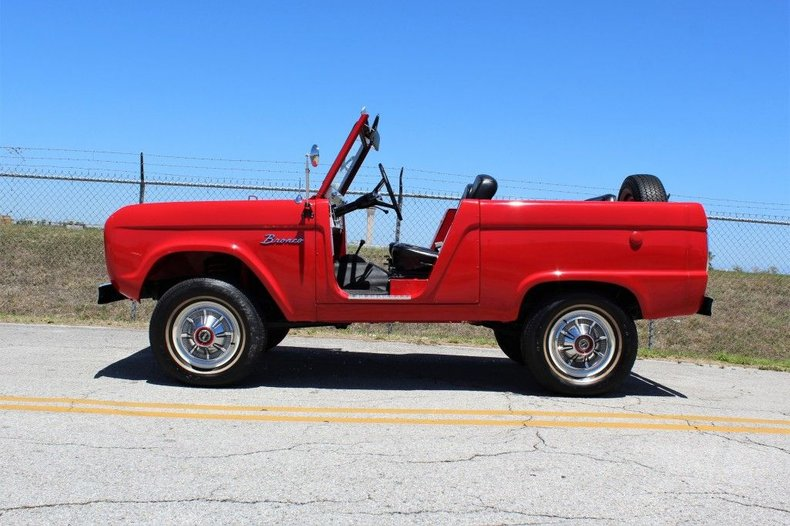 For Sale: 1967 Ford Bronco