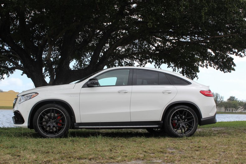 For Sale: 2016 Mercedes-Benz GLE63S