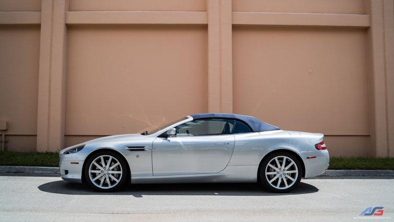 For Sale: 2007 Aston Martin DB9