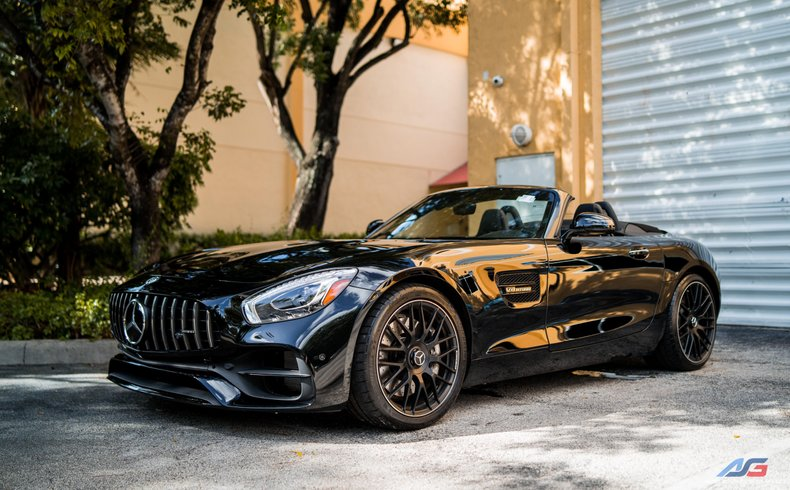 For Sale: 2018 Mercedes-Benz AMG GT