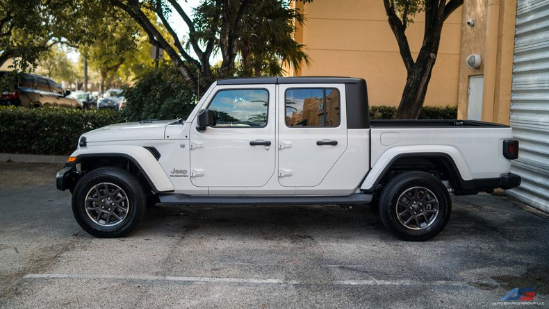 For Sale: 2020 Jeep Gladiator
