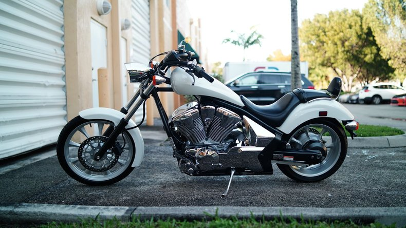 For Sale: 2011 Honda Fury