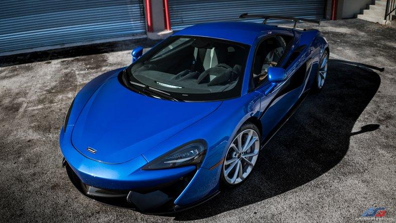 For Sale: 2018 McLaren 570S