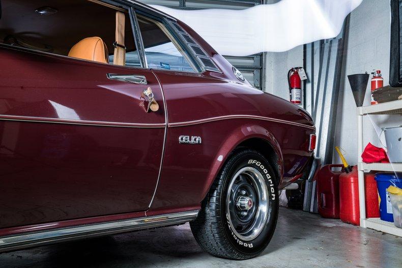 For Sale: 1975 Toyota Celica