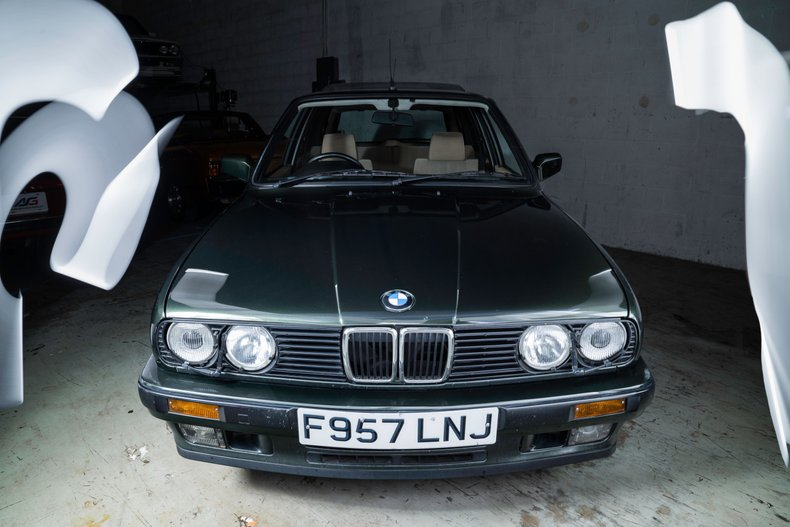 For Sale: 1988 BMW 325i