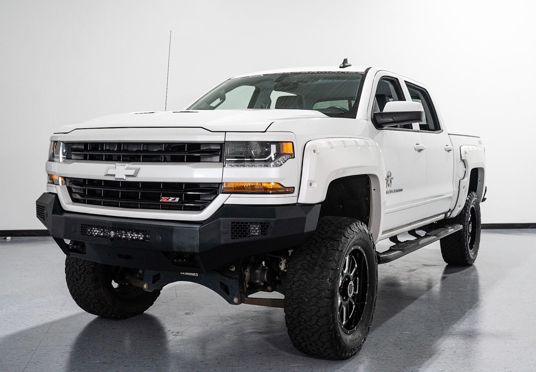 2016 chevrolet 1 2 ton pickup silverado z 71