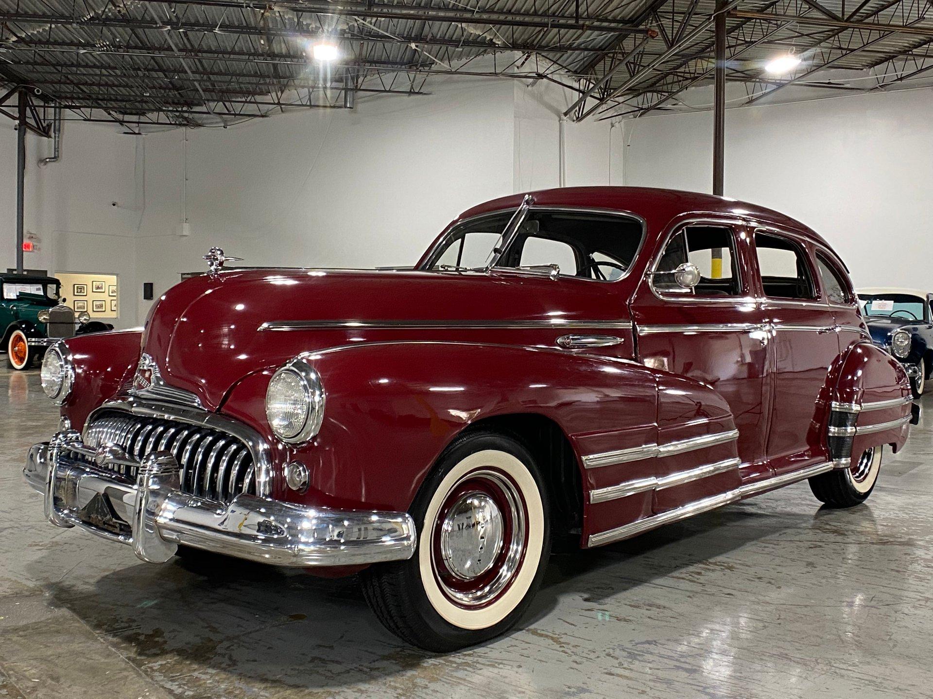 1948 buick sedan special