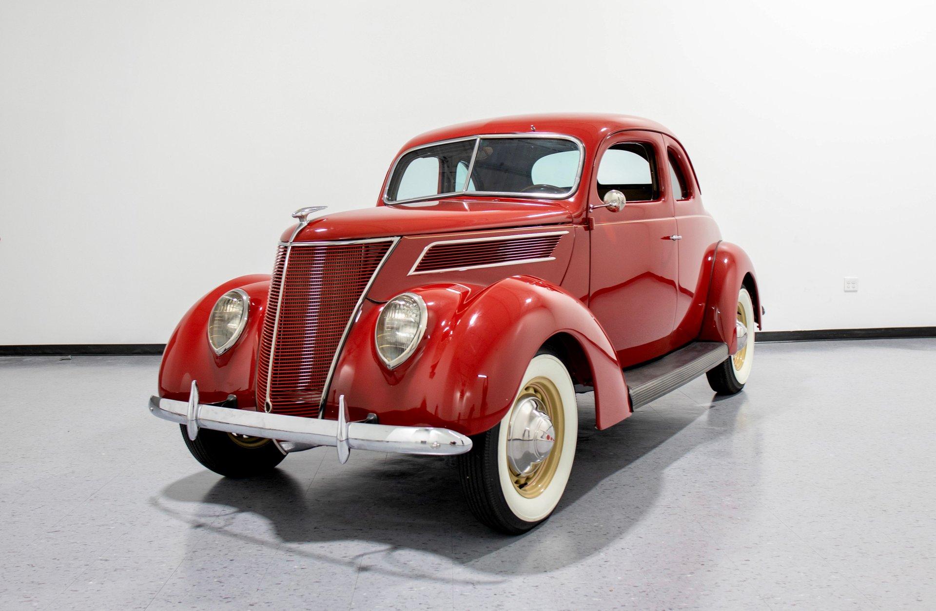 1937 ford model 78 5 window