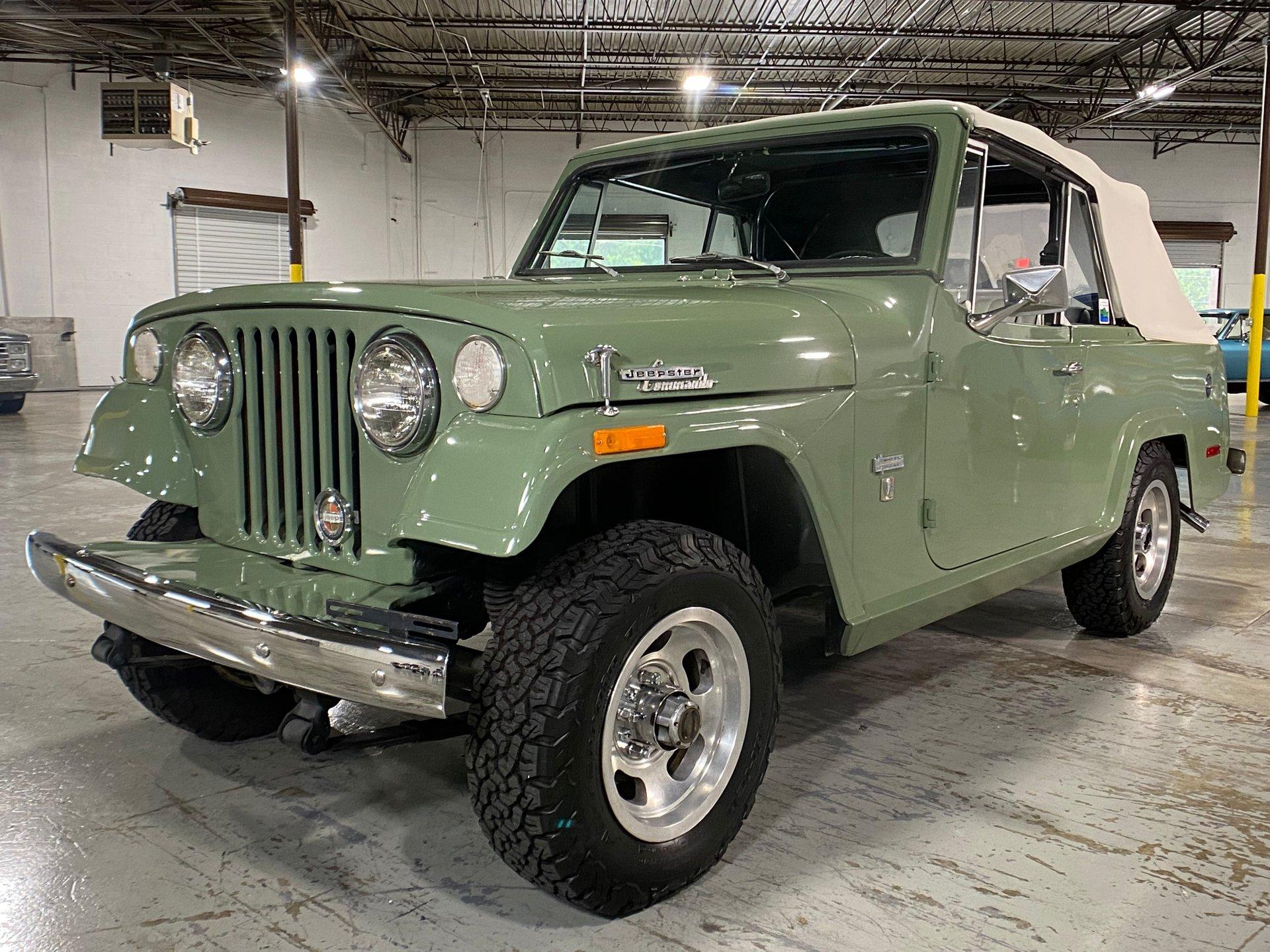 1971 jeep jeepster commando